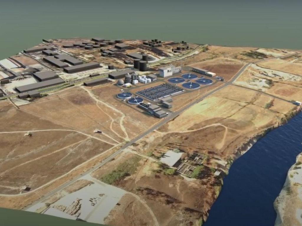 Podgorica aplicira za novih 20 mil EUR bespovratnih sredstava - Novac namijenjen za realizaciju projekta sakupljanja i prečišćavanja otpadnih voda