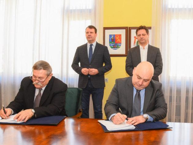 Potpisan ugovor o izgradnji postrojenja za prečišćavanje otpadnih voda za opštinu Bačka Topola vredan 595,3 miliona dinara