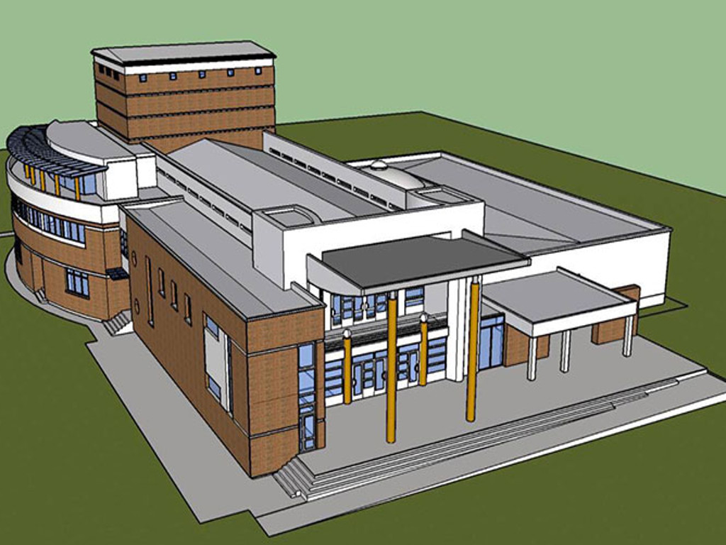 Pogledajte kako će izgledati novo pozorište u Istočnom Sarajevu - Za opremanje predviđeno 2 mil KM  (FOTO)