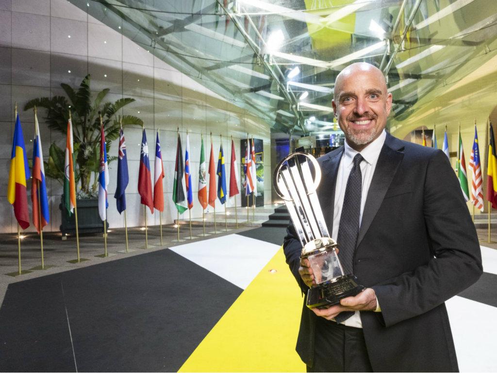 Bred Kivel iz kompanije Uptake Technologies je EY svetski preduzetnik godine