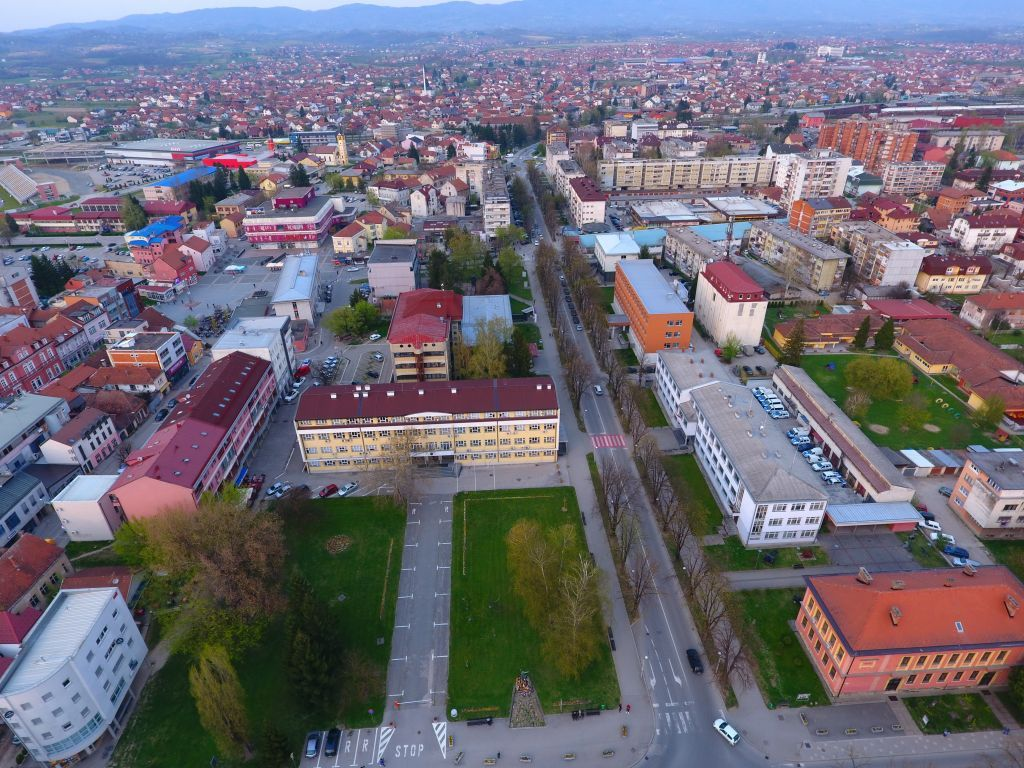 Institucije RS spremaju 15 mil KM za odbranu od poplava u Prijedoru - Pomoć moguća i za obnovu bolnice, željezničke pruge i izgradnju industrijske zone