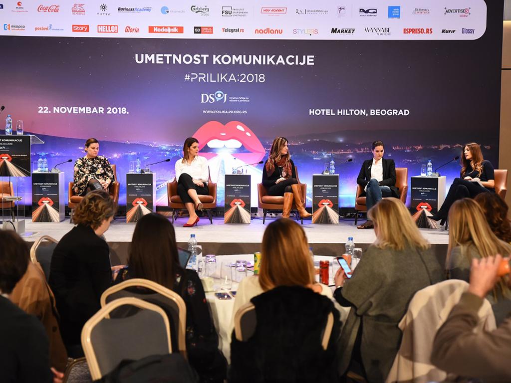 """Održana PRilika2018 u Beogradu - """"Umetnost komunikacija"""" okupila najbolje stručnjake iz zemlje i regiona"""