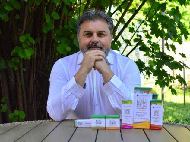 Zlatko Šćepanović, osnivač brenda Priroda na Dar - Želimo da sve što napravimo ljudima pomaže i da traje