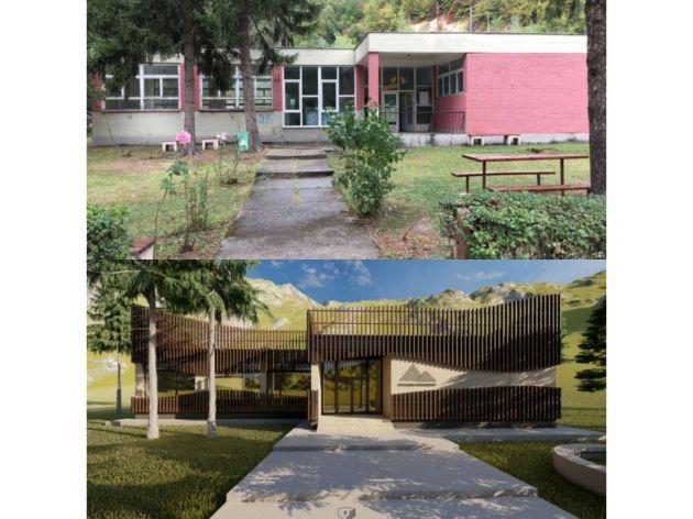 Bivša osnovna škola u Ovčar Banji biće preuređena u Prirodnjački centar