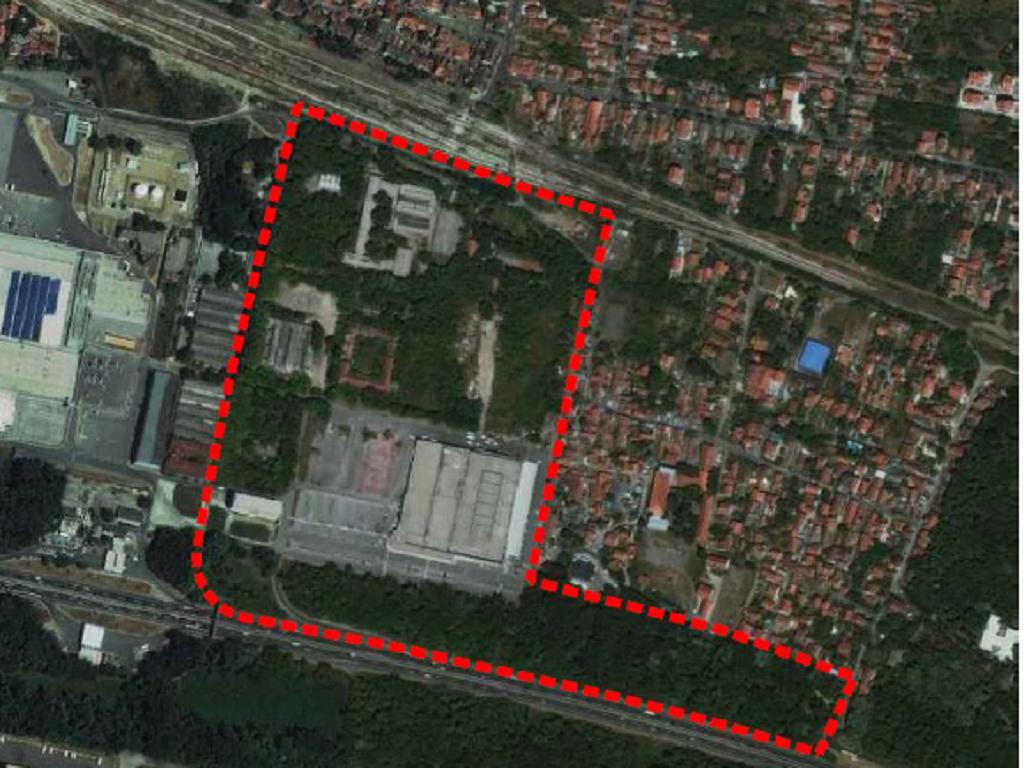U šumskom pojasu duž auto-puta u planu gradnja novog komercijalnog kompleksa na više od 10.000 m2