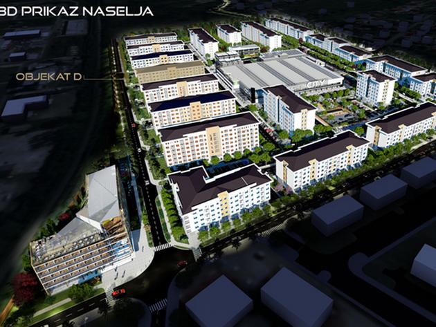Dobojski Proda Mont gradi i u Banjaluci - Na tri lokacije uskoro 200 stanova