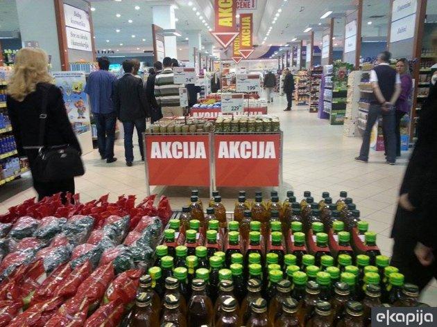 Velika Kladuša dobija novi tržni centar - Završetak planiran za proljeće 2013.
