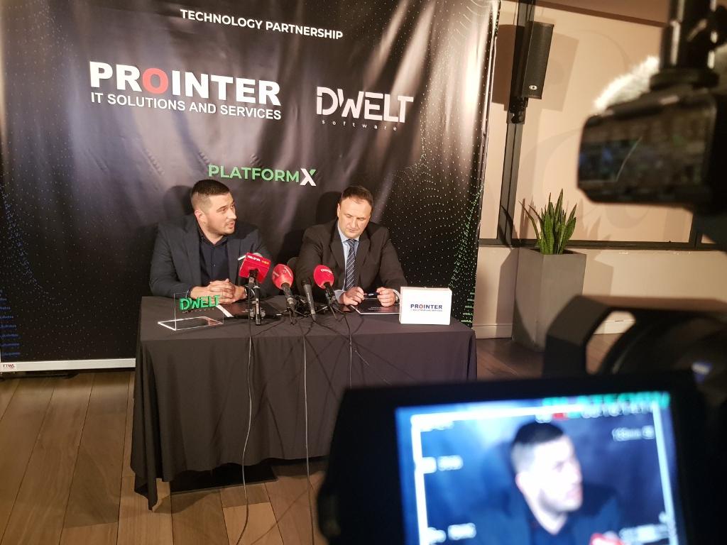 Banjalučki Prointer i Dwelt dogovorili partnerstvo - Udruženim snagama za širenje inovativnih rješenja