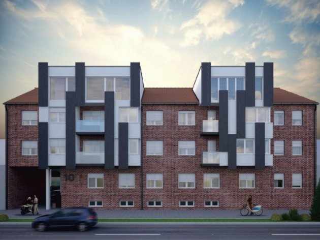 Energetski efikasna zgrada Novi Sad