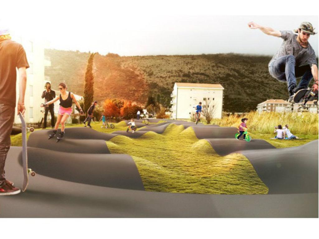 Projektu Ćiro II nagrada na Međunarodnom salonu urbanizma - Revitalizacijom stare željezničke pruge Herceg Novi će dobiti novu pješačko-biciklističku stazu sa pratećim sadržajima