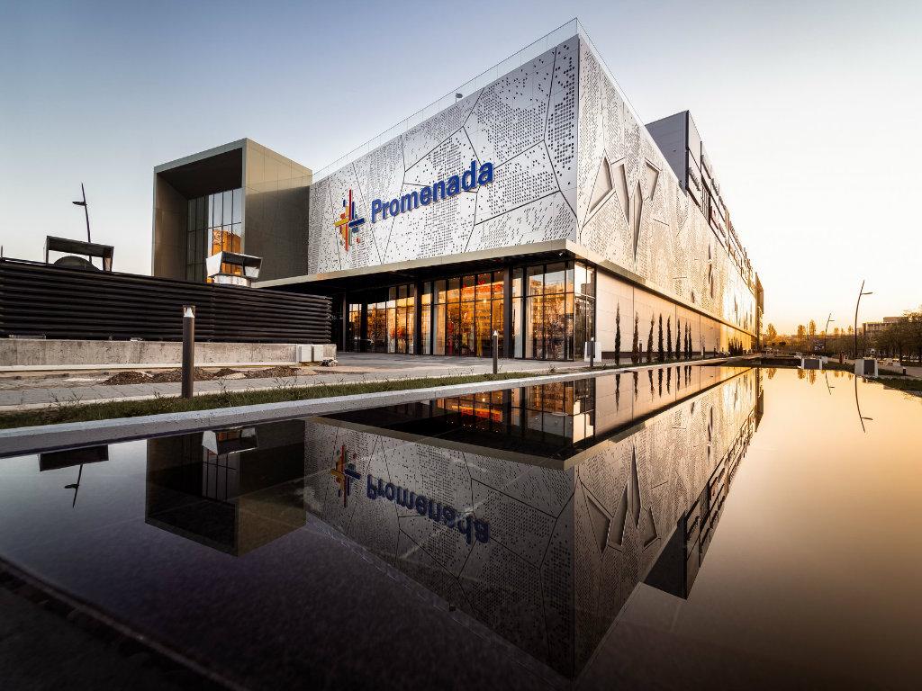 NEPI Real Estate Project One dobitnik HOF nagrade za projekat izgradnje šoping centra Promenada