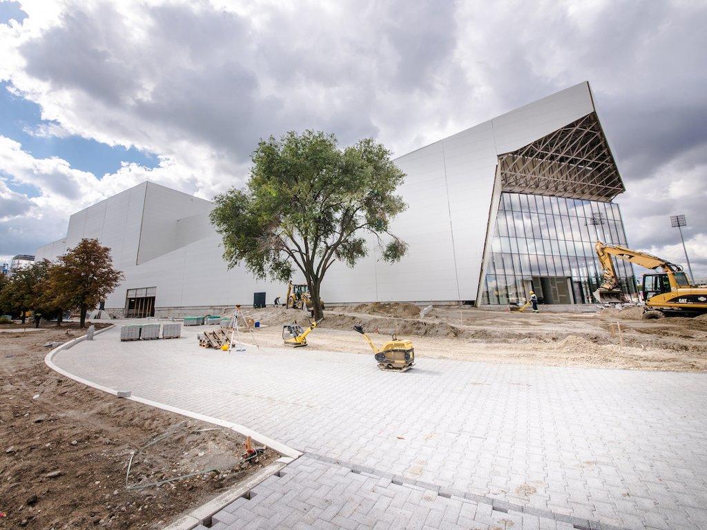 Promenada to be built within deadline – New brands arriving to Novi Sad shopping mall