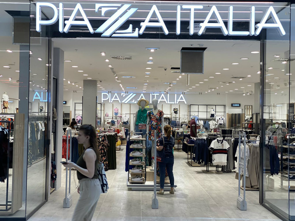 Italijanski modni brend Piazza Italia otvorio radnju u novom Beo shopping centru