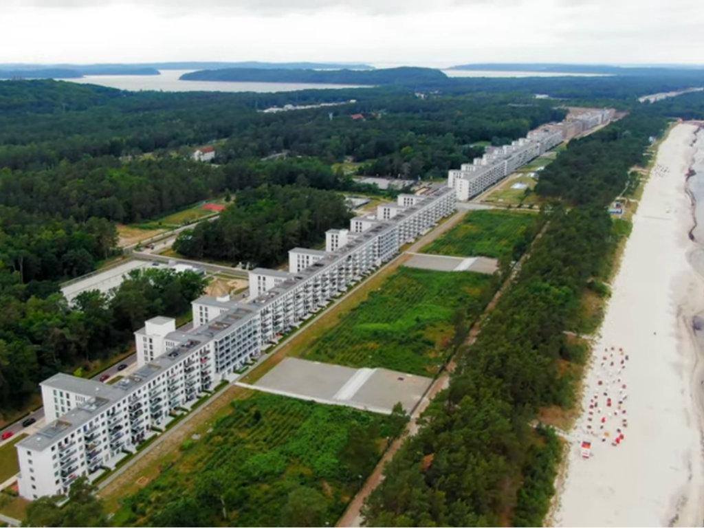 Obnovljeno odmaralište iz Hitlerovog doba postaje nova turistička atrakcija