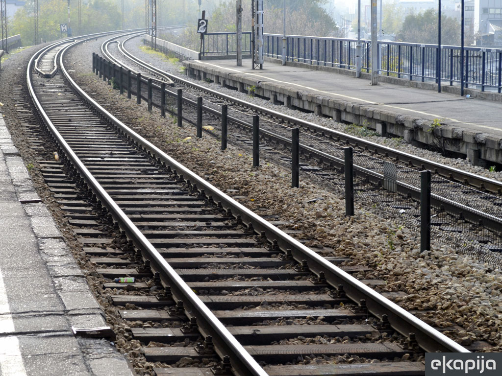 Na jesen izgradnja drugog koloseka pruge do Kopra - Milijarda evra za 27 km