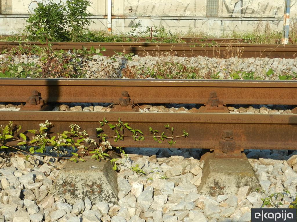 Napreduju radovi na železničkom mostu kod Ćuprije - Izgradnja čelične konstrukcije biće završena do kraja februara