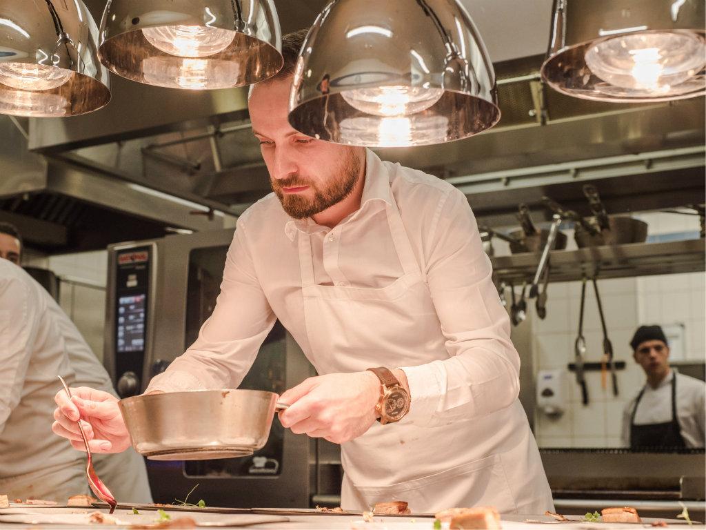 Vanja Puškar, kuvar - Pozicija šefa kuhinje je način života, a ne posao