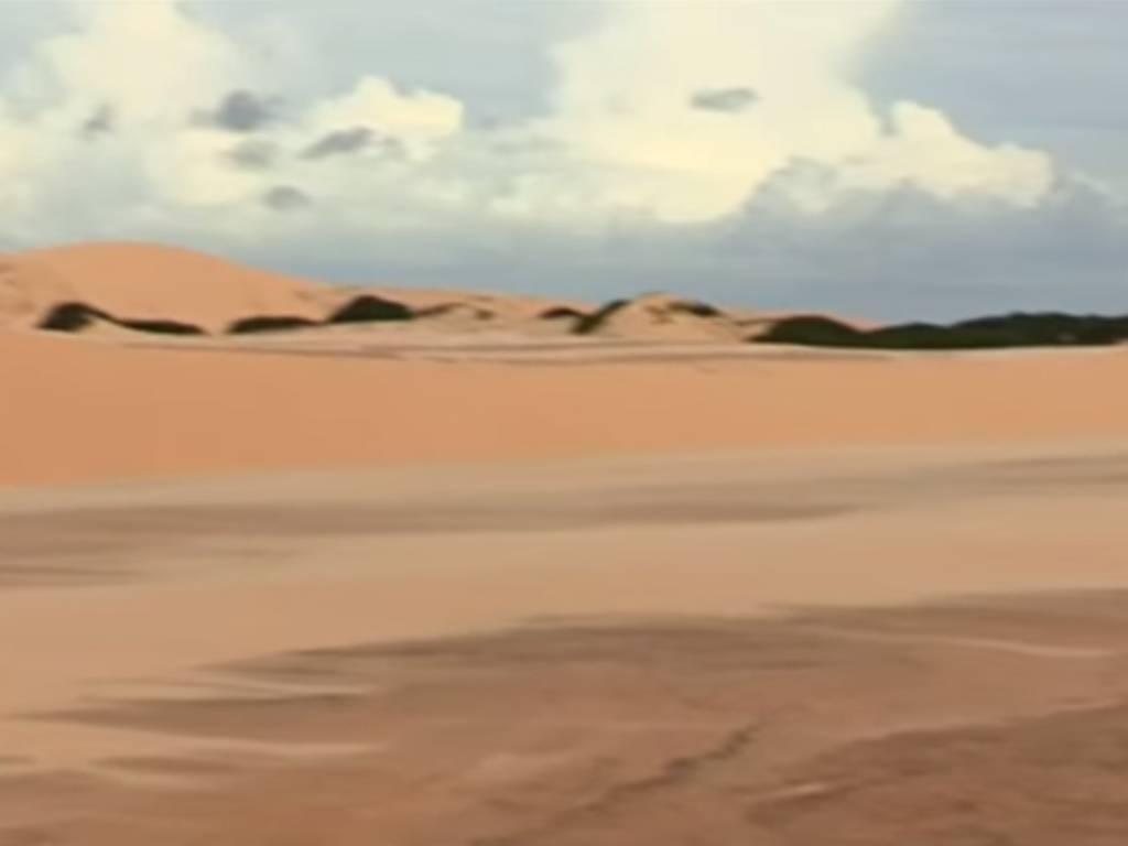 """""""Ivica svijeta"""" u sred pustinje Saudijske Arabije (VIDEO)"""
