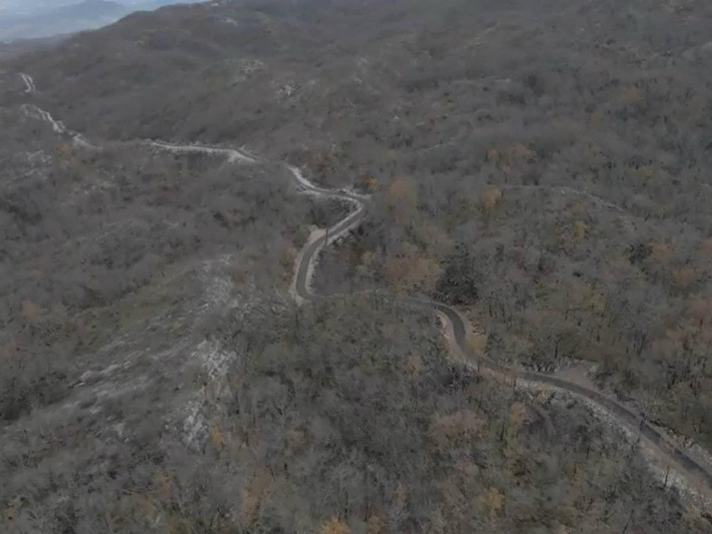Završeno asfaltiranje puta Komani-Barjamovica u dužini od 6,5 kilometara - Investicija vrijedna gotovo 400.000 EUR