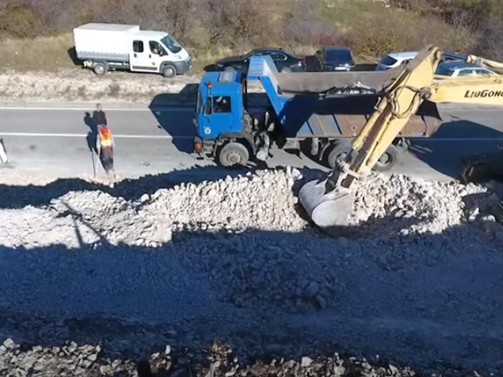 Počela rekonstrukcija magistralne ceste Livno-Šuica - Projekat vrijedan 5,7 mil KM (VIDEO)