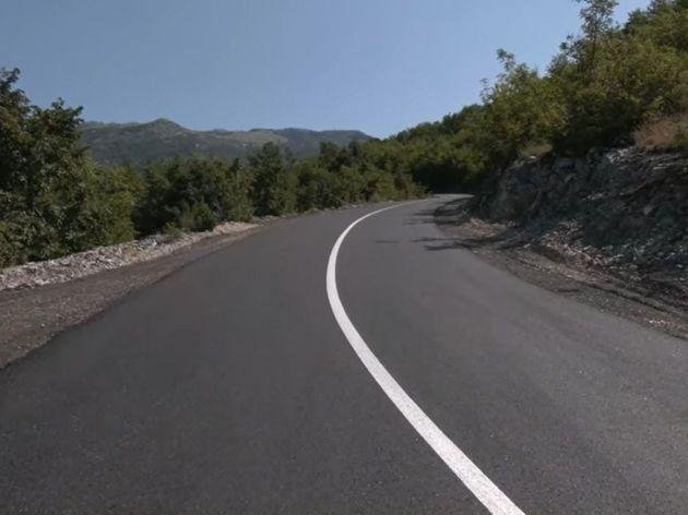Završena prva faza rekonstrukcije puta od Orahova do Kučkih korita - Najavljena i obnova saobraćajnice iz pravca Tuzi