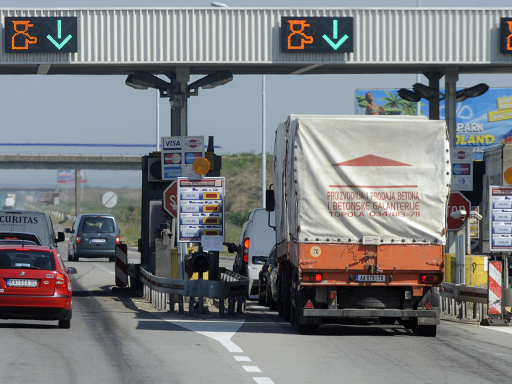 Proširuje se 27 naplatnih stanica na putevima širom Srbije - Raspisan tender za izvođače