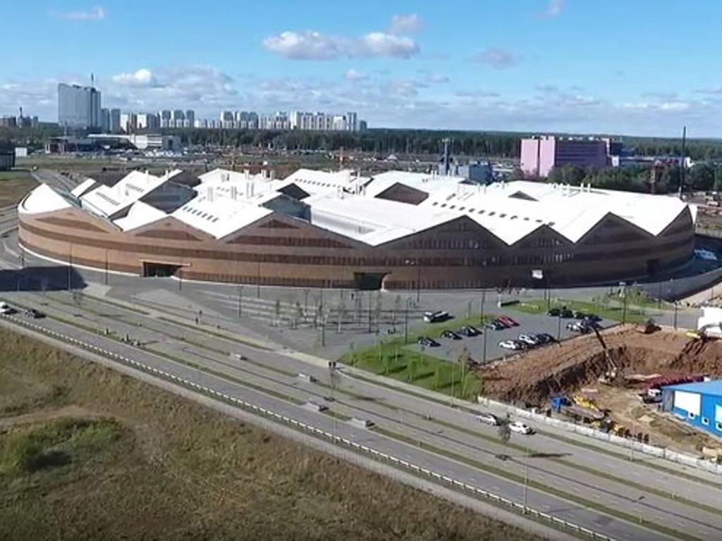 Prestižna nagrada moskovskom Institutu za zgradu koju su gradili Putevi Užice