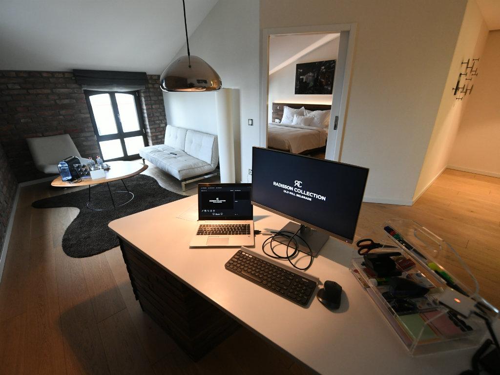 Nova rešenja za virtuelne sastanke u Radisson Collection hotelu u Beogradu