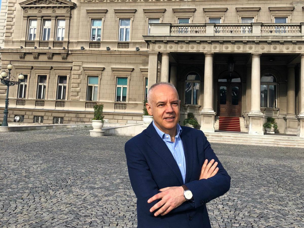 "Zoran Radojičić, gradonačelnik Beograda - Do 2021. ""pametniji"" saobraćaj u gradu"