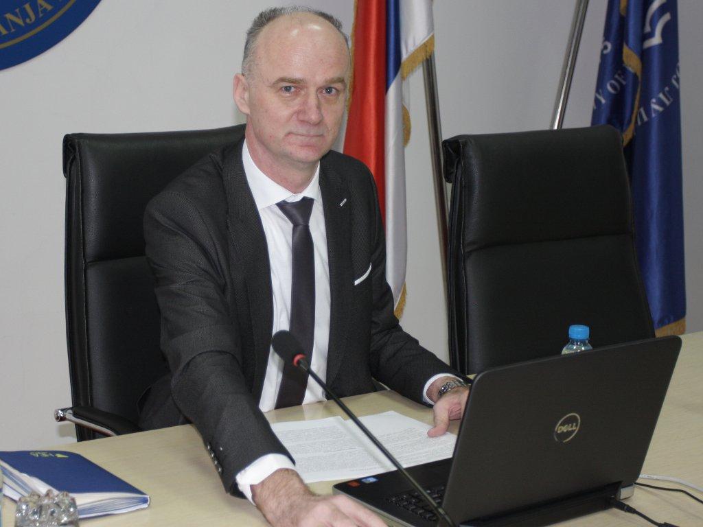 Radoslav Gajanin, rektor Univerziteta u Banjaluci - Tržište mora diktirati broj indeksa