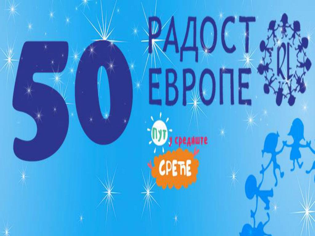 """""""Radost Evrope"""" slavi 50. rođendan - Od 2. do 5. oktobra brojni sadržaji za mališane u Beogradu"""