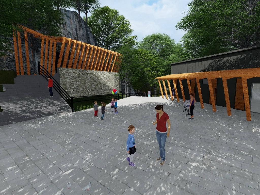 Majdanpek uređuje okolinu Rajkove pećine - U planu izgradnja Centra za posetioce i obnova parka (FOTO)