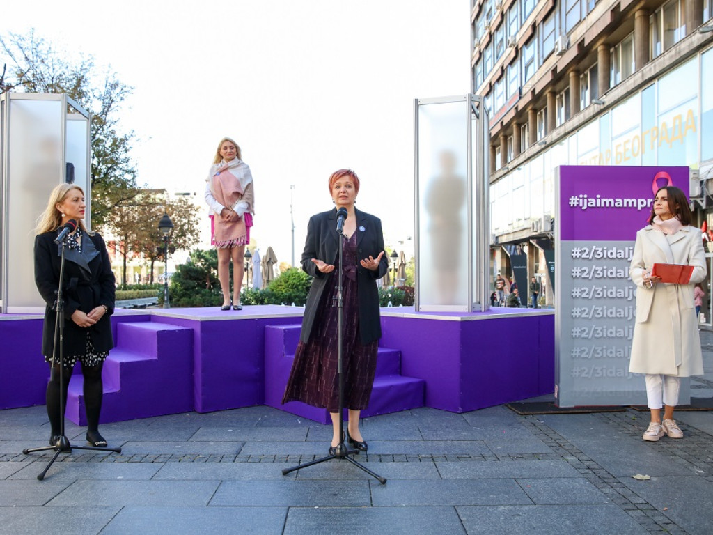 Dve trećine žena sa metastatskim karcinomom dojke u Srbiji čeka svoje pravo na uspešno lečenje