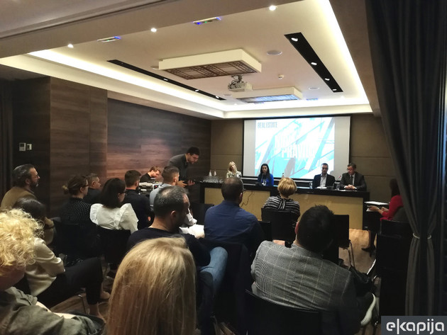Belgrade still needs more office space – Shopping centers demand innovations, Borca becoming attractive for residence?