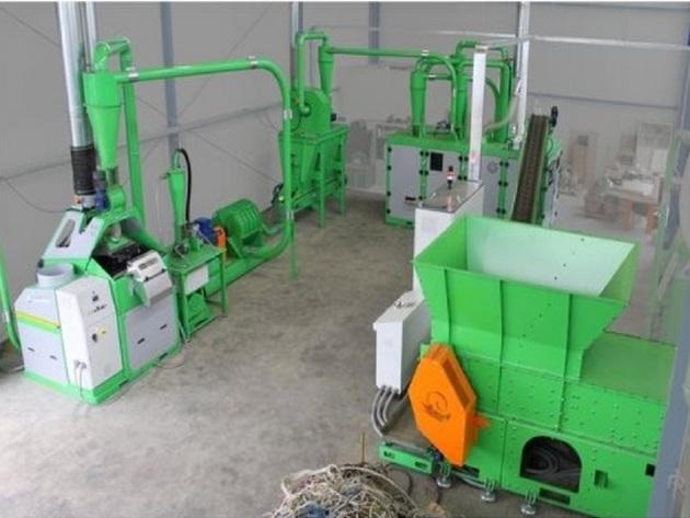 Tehnološka rješenja za zaštitu životne sredine - Kompanija Uniwab iz Beograda prodaje uređaje za reciklažu kablova