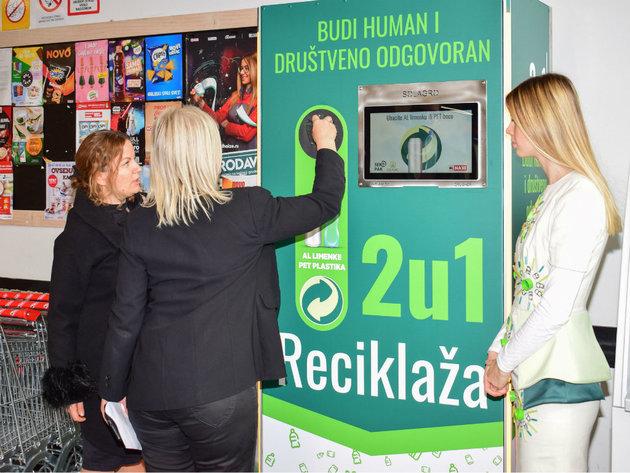 Reciklaža 2u1 - Razlog više da reciklirate