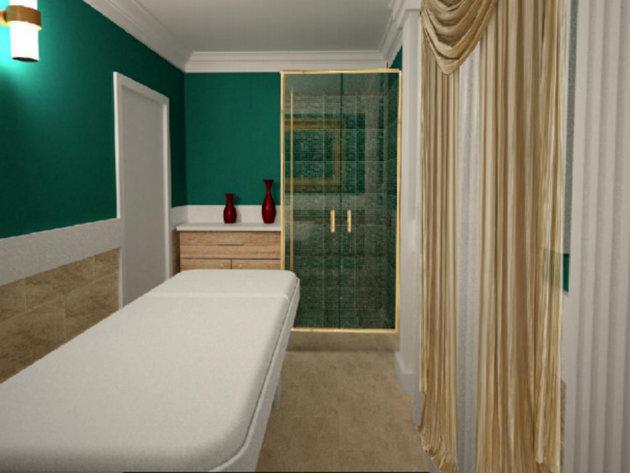 Soba za masažu i sauna