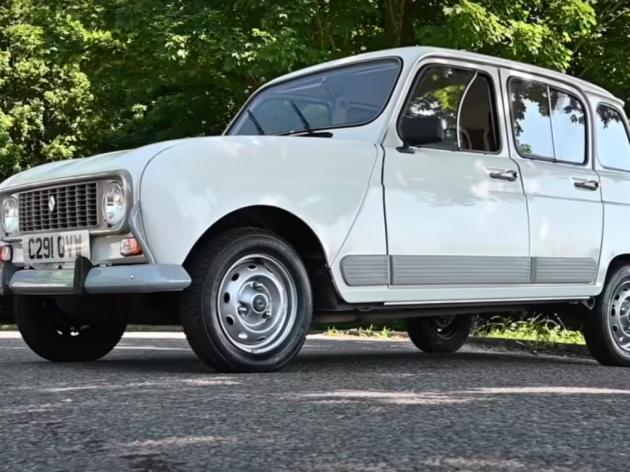 Automobilski klasik Reno 4 se definitivno vraća, ali uz jedno veliko iznenađenje