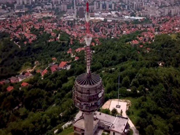 Kreće obnova repetitora na Humu iznad Sarajeva - Otvaranje restorana krajem 2020.