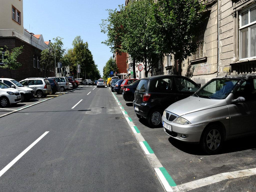 Završena rekonstrukcija dela Resavske ulice - Proširen trotoar, zamenjene instalacije