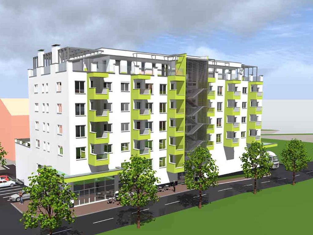 Kompanija Almy ulaže 7 mil KM u novi stambeno-poslovni kompleks Residence u Zenici - Završetak gradnje u maju 2020. (FOTO)