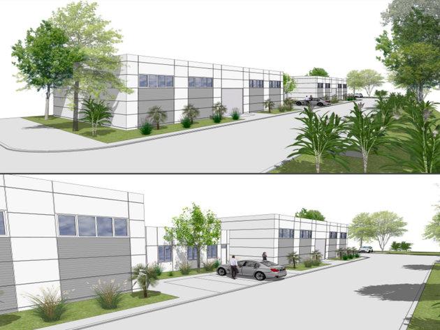 Predstavljen projekat za gradnju poslovnog centra u Resniku na 2.500 m2