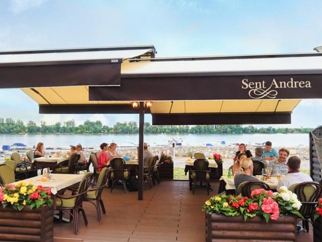 Oaza morske hrane na Zemunskom keju - Specijaliteti Jadrana u restoranu Sent Andrea
