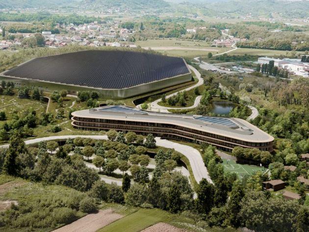 Rimac po uzoru na svjetske gigante predstavio supermoderni kampus - Izgradnja novog sjedišta kompanije planirana do 2023.(FOTO, VIDEO)