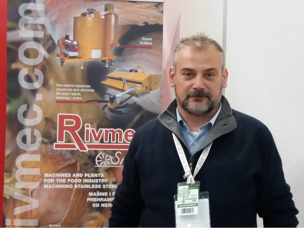 Kompanija Rivmec proizvodi mašine i opremu za berbu i čišćenje lešnika - Srbija tržište koje ima veliki potencijal