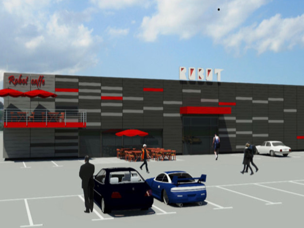 Gradiška dobija tržni centar Robot vrijedan 6 mil KM - Otvaranje planirano na ljeto 2020.