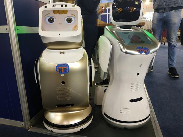 Roboti iz Priboja čuvaju od provala - Predstavljeni inovativni uređaji firme MHT Products na Sajmu tehnike