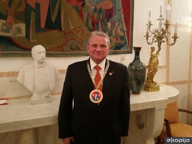 Rolan Bartelemi, predsednik Međunarodnog udruženja sirara - Na mondijalu sira u Turu zavijoriće se i srpska zastava