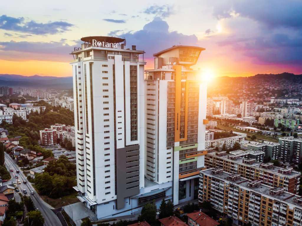U Sarajevu otvoren prvi Rotanin hotel u BiH