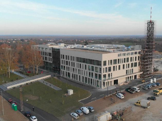 New RTV building